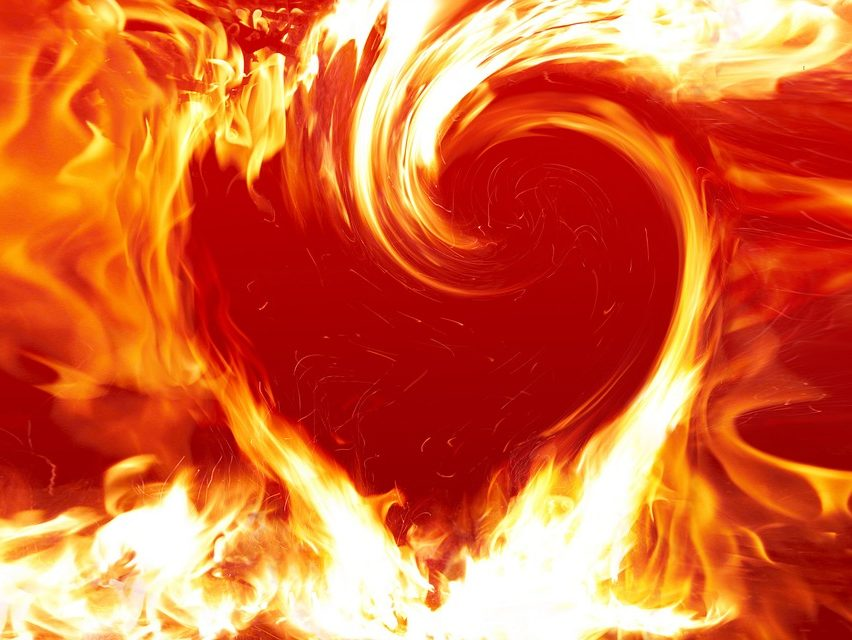 "CORE Life Coaching  – Is your heart on fire?  They asked each other, ""Were not our hearts burning within us while he talked with us on the road and opened the Scriptures to us?"""